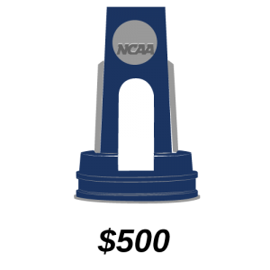 NCAA Titles ($500)